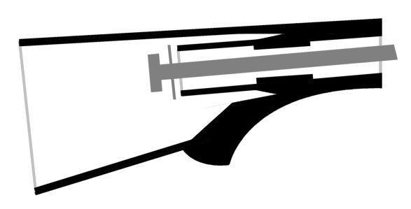 Shotgunworld com • Hogue Overmold stock for 1100/11-87/11-48